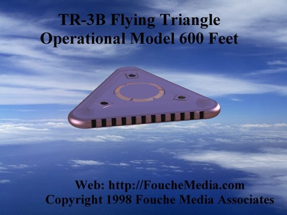 Secret Government Technology and The TR-3B
