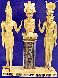 New Knowledge From Ancient Egypt - The Wands of Horus 2