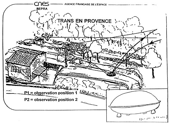 UFO Briefing Doc - 1981: PHYSICAL TRACE CASE IN TRANS-EN-PROVENCE ...