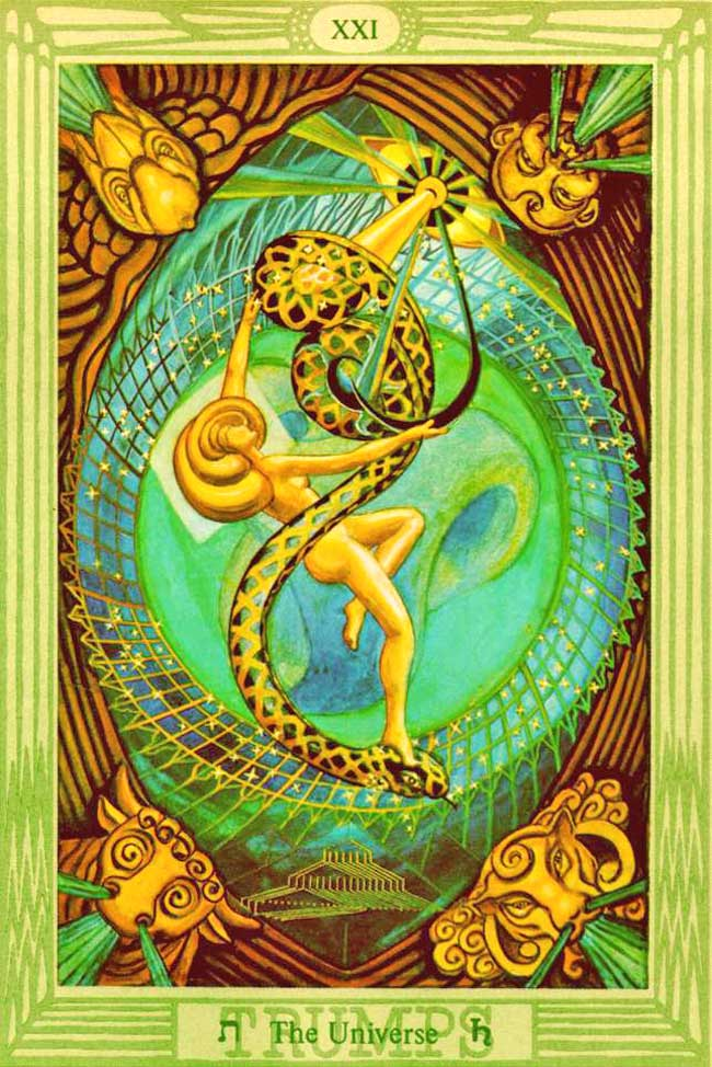 Thoth Symbol