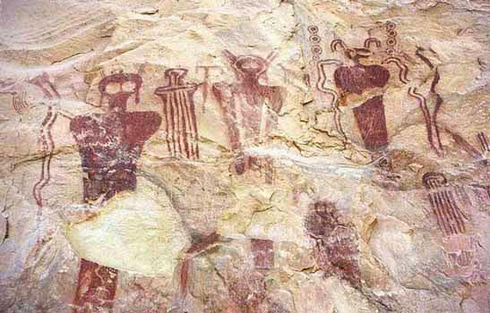 Bep Kororoti And The Ancient Astronauts