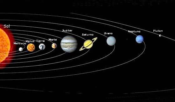 foto del universo: