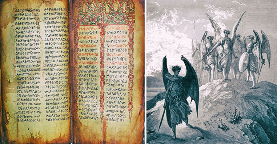 Fallen Angels, Nephilim and Aliens - Forbidden Book of Enoch