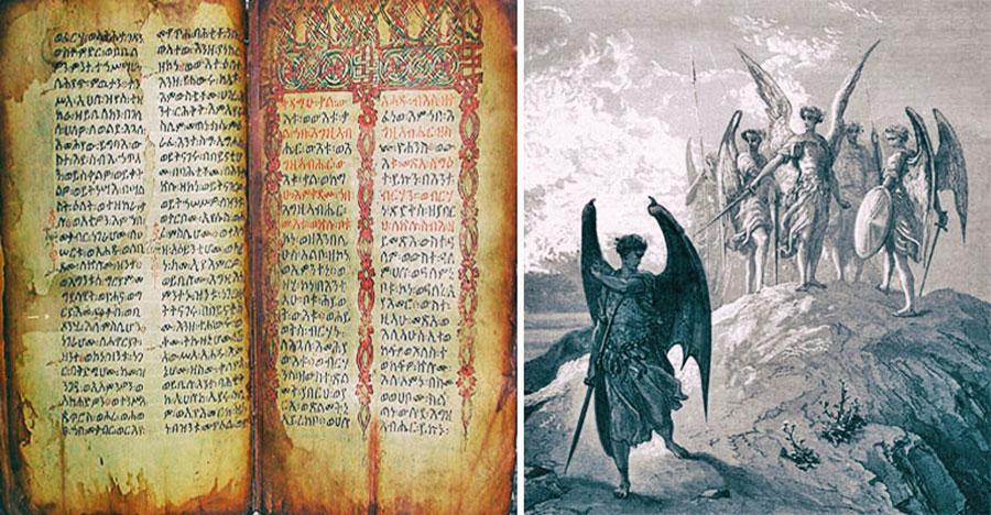 the forbidden book of enoch pdf