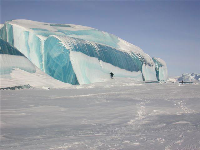 Return to Antarctica.
