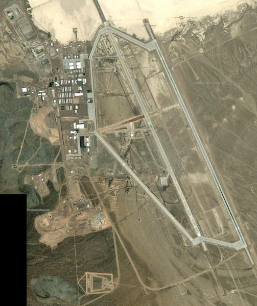 51区不同时期的卫星图像 - 异域深寒 -