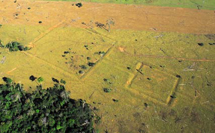Evidence of ancient amazon civilization uncovered the discovery of the ruins of an ancient civilization in the upper amazon basin sciox Image collections