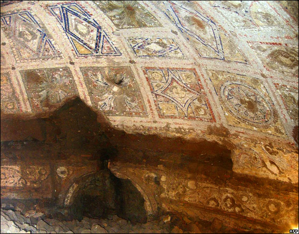 Mythical Roman Cave Unearthed