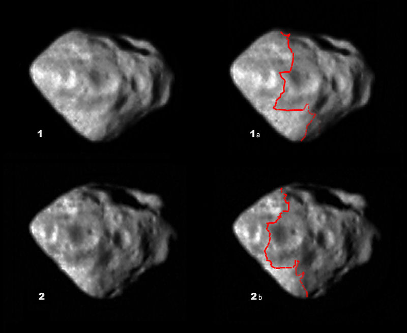 famous asteroids and comets - photo #24