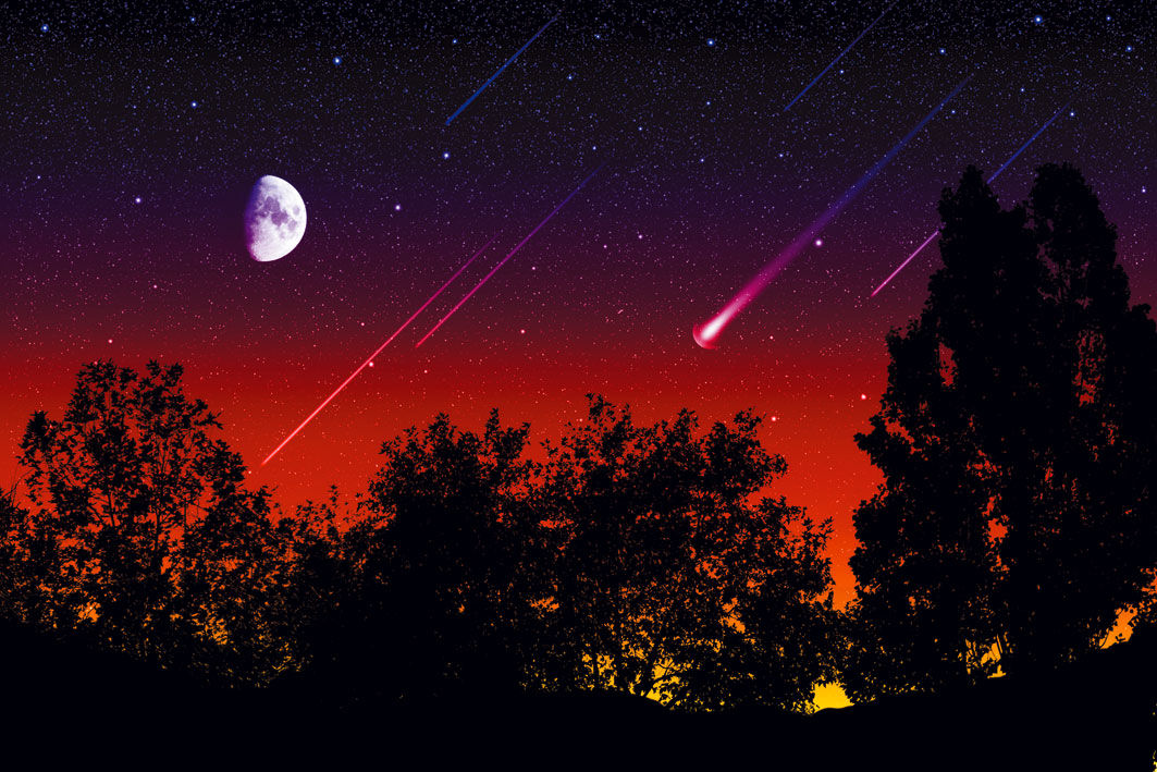 Current Comets Asteroids Meteors - Pics about space