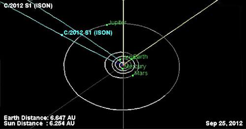 a new comet c2012 s1. Black Bedroom Furniture Sets. Home Design Ideas