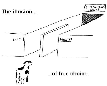 false consciousness example