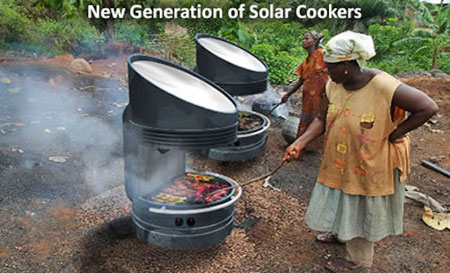 Innovative Solar Grills The Solution To Intermittent Sun