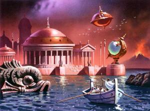 THE ALDEBARAN MYSTERY ~ KARMAPOLICE
