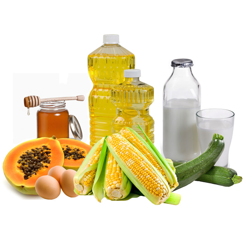 What Is S  Contamination In Food