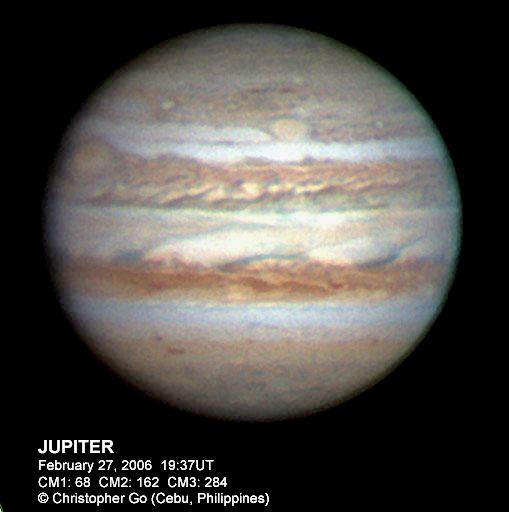jupiter planet red spot - photo #18