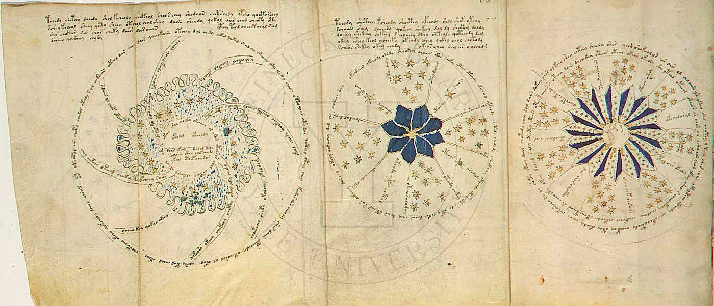 Observations and contacts with UFOs in the Middle Ages