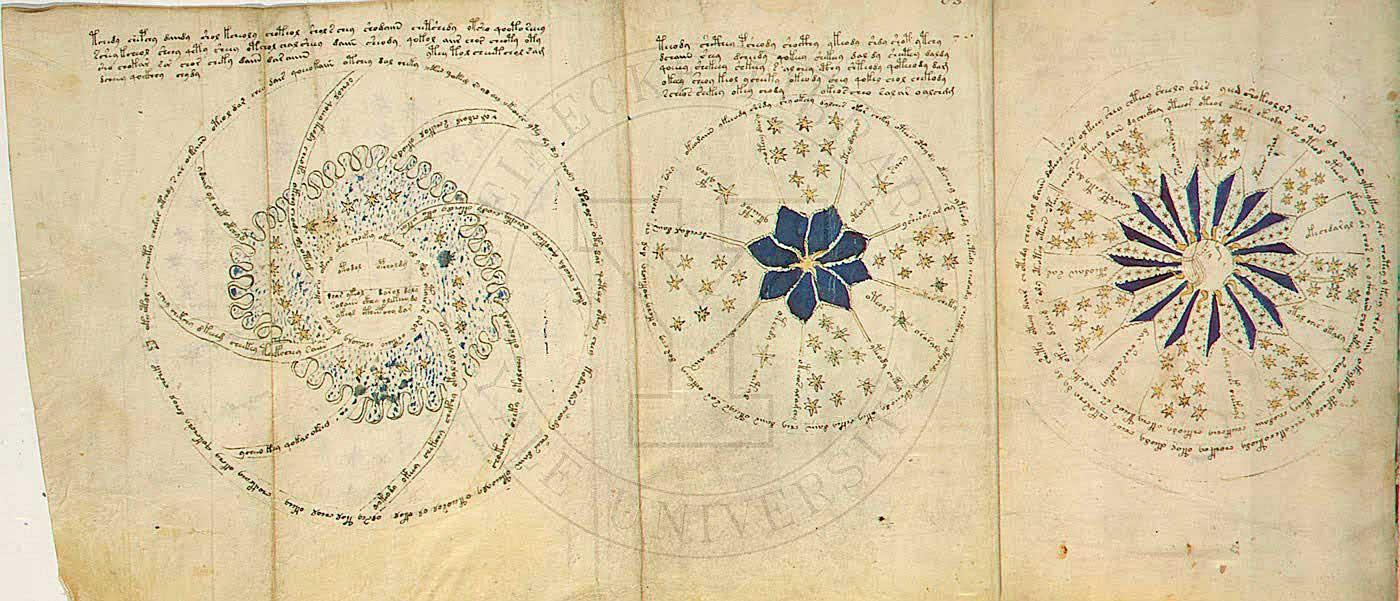 Voynich Manuscript Translation The Voynich Manuscript is Most