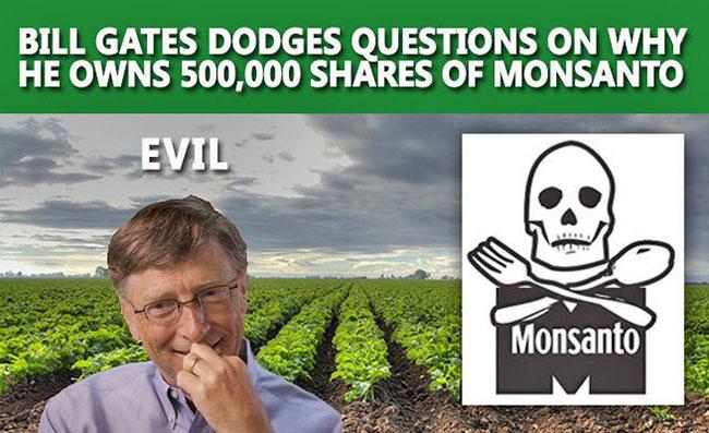 Bill Gates Monsanto