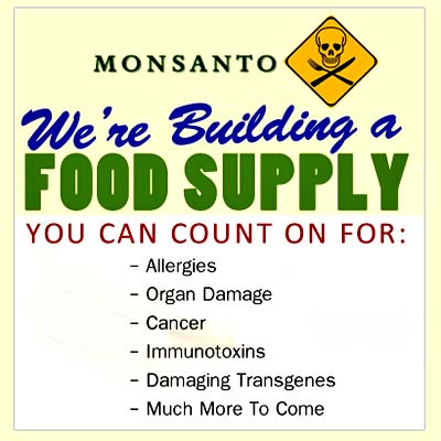 Glyphosate, Favored Chemical of Monsanto & Dow, Declared