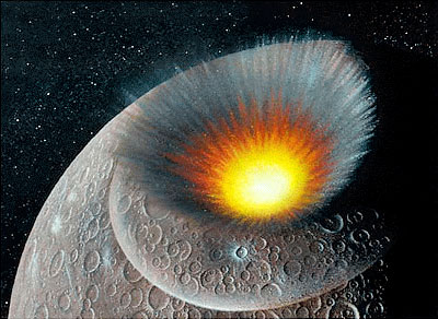 How An Asteroid Impact Causes Extinction