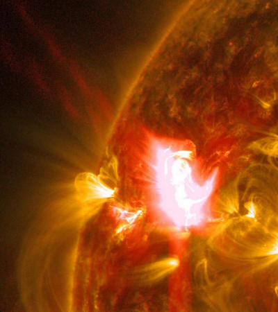 carrington level solar storm - photo #44