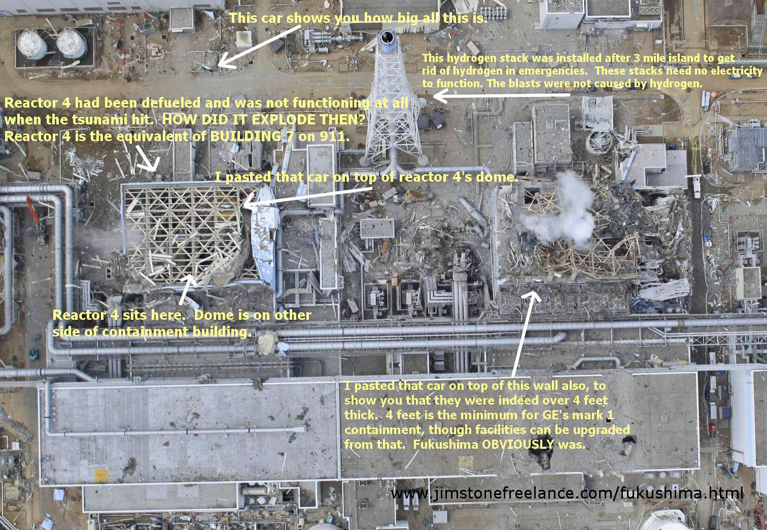 Did The Dimona Dozen Murder The Fukushima 50? - 3/11 Was Japan\'s 9/11