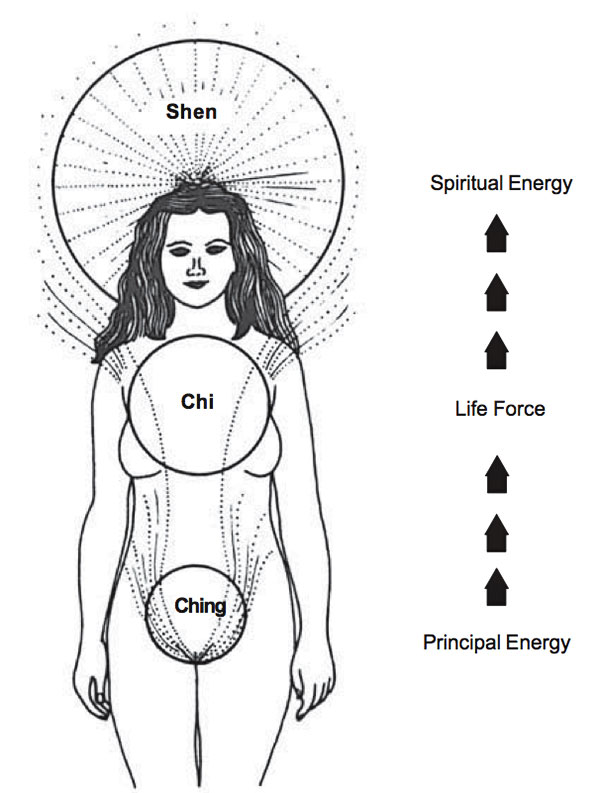 Sexual Energy - Ching We are all born with an abundance of energy, Ching,  the principal energy. For women this generative power is in charge of the  ...