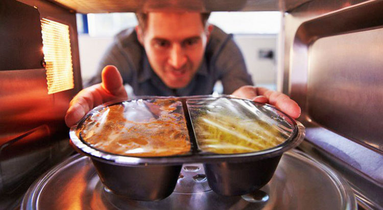 Science Sheds Light Why Heating Your Food With Microwave