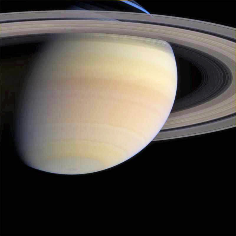 Project Lucifer - Will Cassini Turn Saturn into a Second Sun?