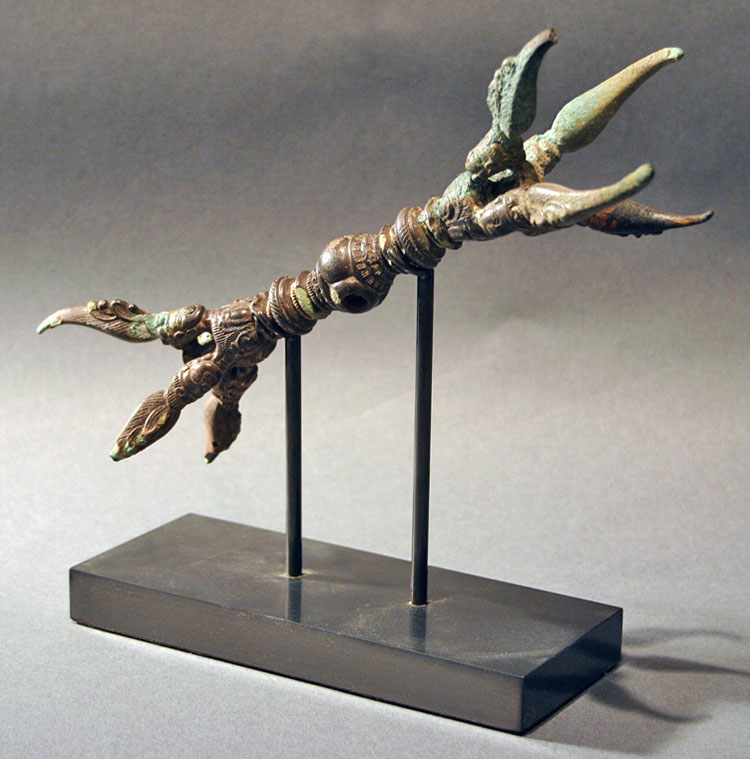 the vajra an ancient weapon of the gods