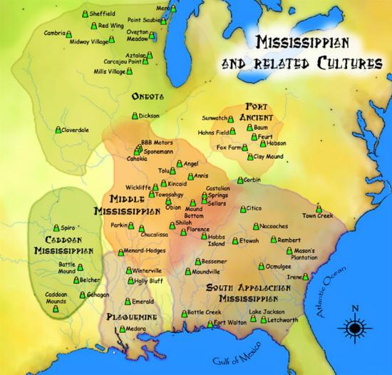 Best Historical Places To Live In The Us: La Leyenda De Los Misteriosos Antepasados