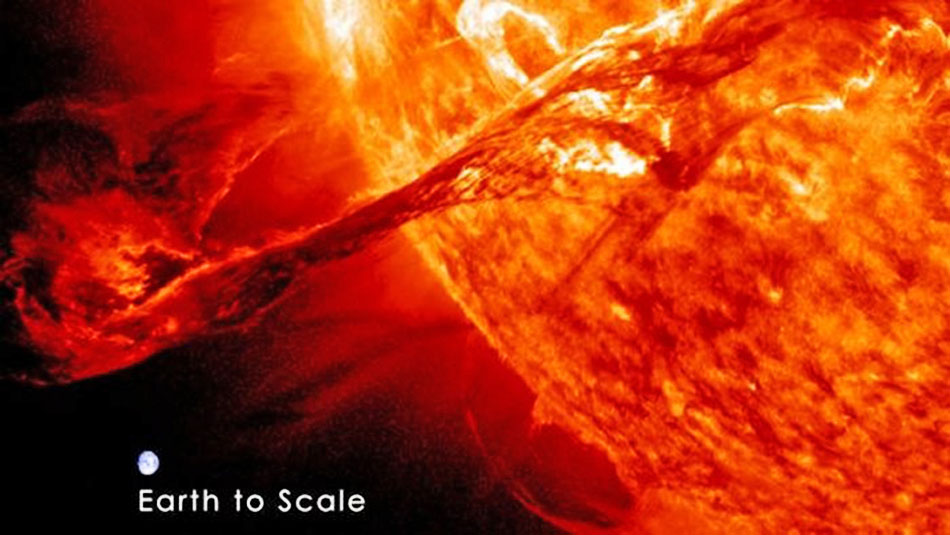 solar storm effect on humans - photo #3