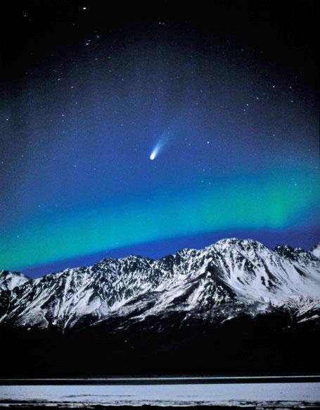 Photo-Album / Hale-Bopp Comet