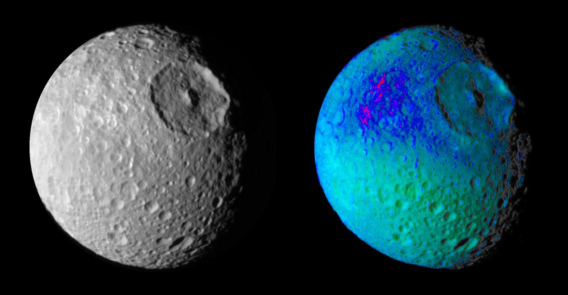 casualty of war mimas a tiny world