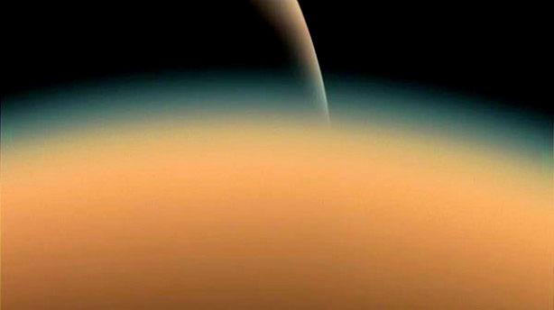 Hidden Ocean Discovered On Saturn S Titan