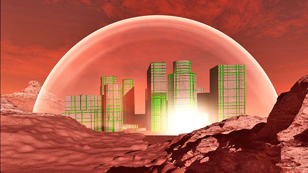 Spacex To Create Mars Colony Of 80 000 Antigravity