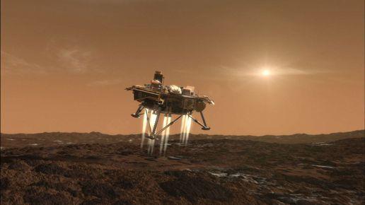 НАСА скрывает текущую жизнь на Марсе