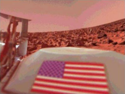Revealing Mars'- True Colors of NASA