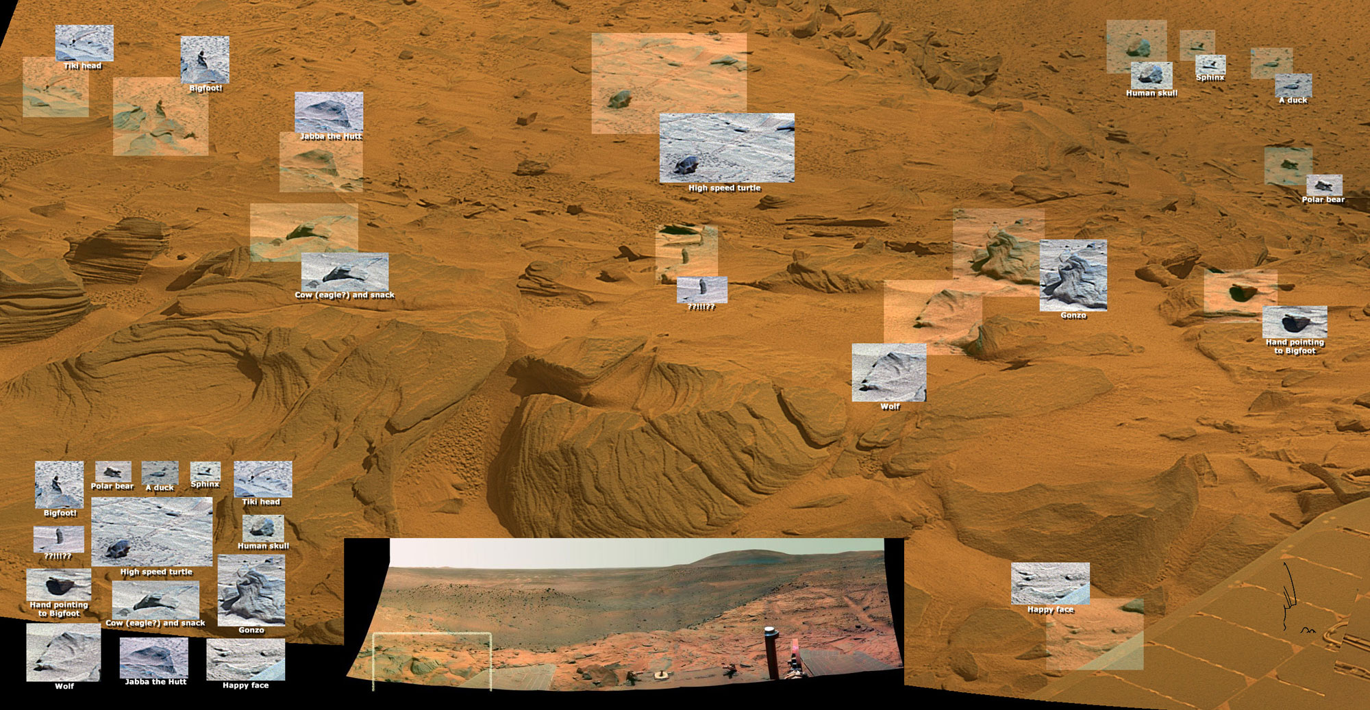 Research paper on life on mars