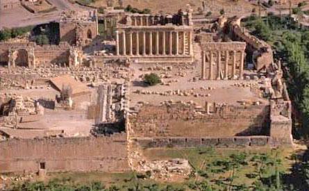 Baalbek Lebanons Sacred Fortress