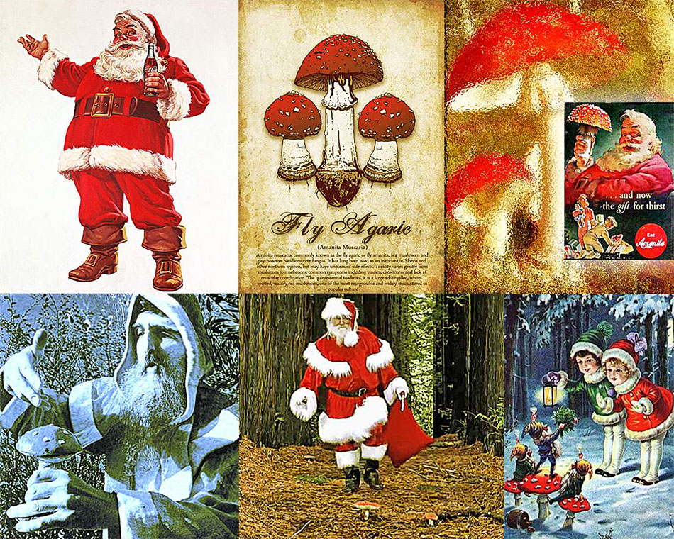 Felices Saturnales - Las Dos Caras de la Navidad