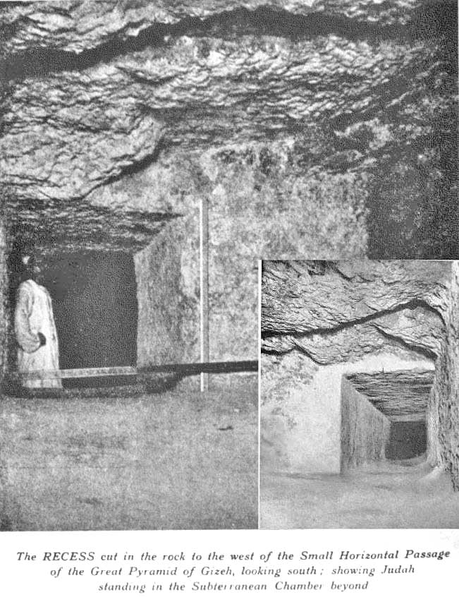 The Great Pyramid S Subterranean Chamber Hydraulic Pulse