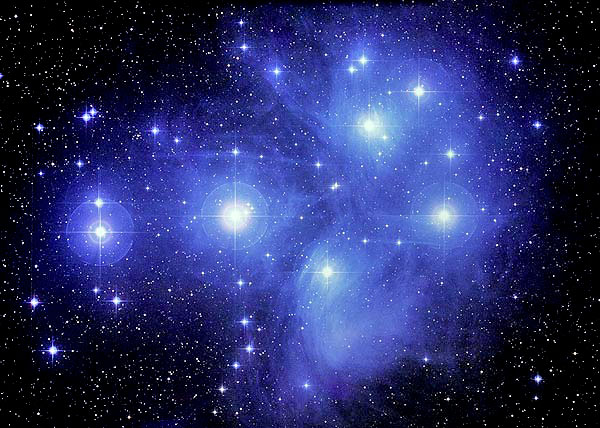 The Pleiades in Earth's Galactic History