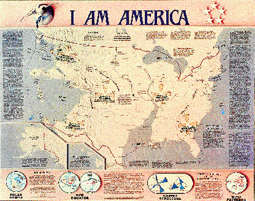Maps Of The Future Maps Of The Future - Edgar cayce future us map