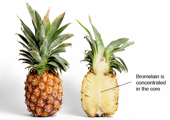pineapple enzyme superior to chemotherapy in treating
