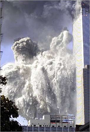 twin towers 9 11 attack. attack on the Twin Towers