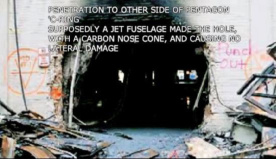 Pentagon C Ring Hole
