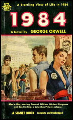 4 Predictions From Orwell's '1984' That Are Coming True Today