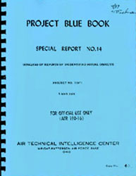 Image result for project blue book